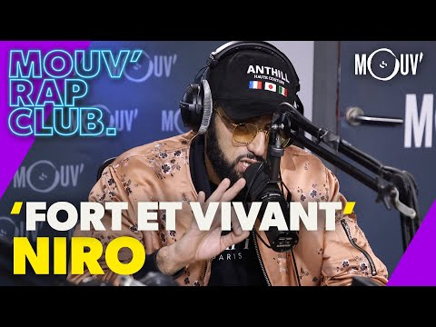 Youtube: NIRO:«Fort et vivant» (Live @Mouv' Rap Club)
