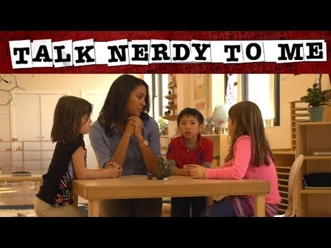 Montessori Academy of Chicago Students 'Talk Nerdy'