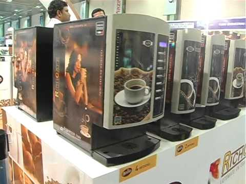 Coffee Vending Machine You