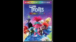 Opening To Trolls World Tour 2020 DVD
