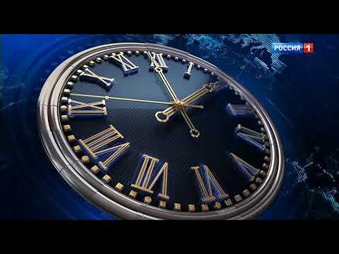 Глючное начало программы Вести (Россия 1, 14.02.2020)