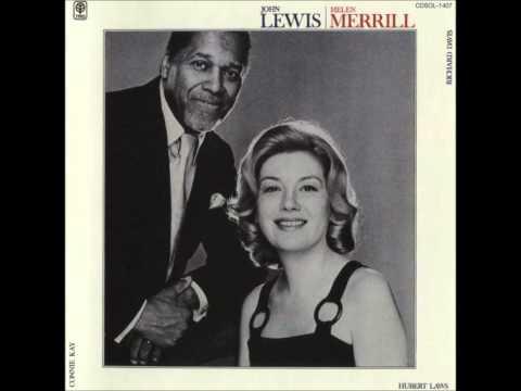 John Lewis & Helen Merrill - Django