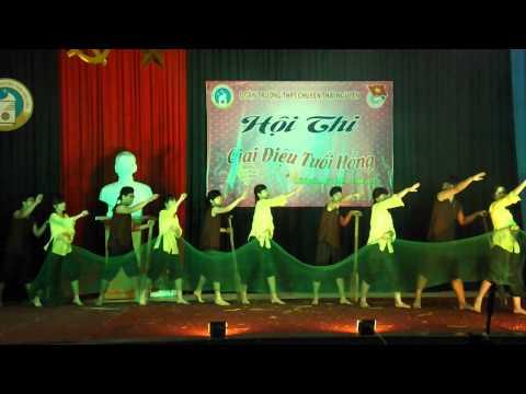 GĐTH : Múa Lý Kéo Chài- Sinh 11