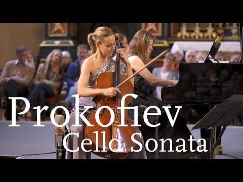 Sergey Prokofiev: Cello Sonata / Sol Gabetta, Polina Leschenko