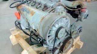 Deutz BF6L913 6 Cylinder Air-cooled Turbo Diesel