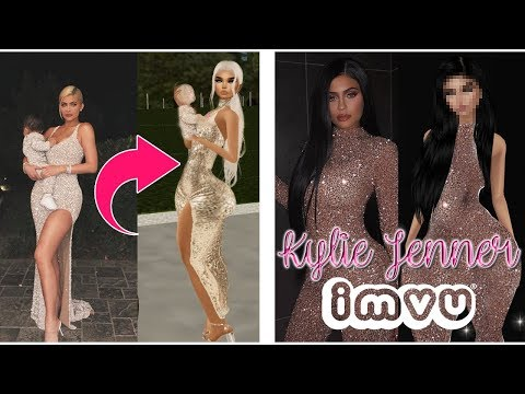 RECREATING KYLIE JENNER'S INSTAGRAM PICTURES IN IMVU