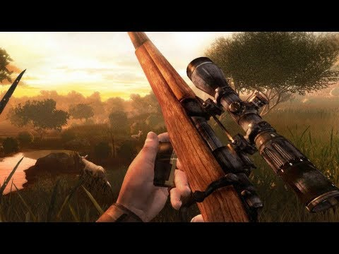 Sniper Assassin in African Jungle ! Epic Kills ! Far Cry 2 Gameplay thumbnail