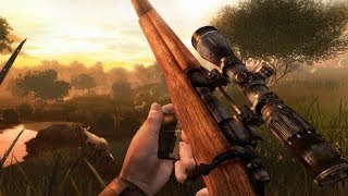 Sniper Assassin in African Jungle ! Epic Kills ! Far Cry 2 Gameplay