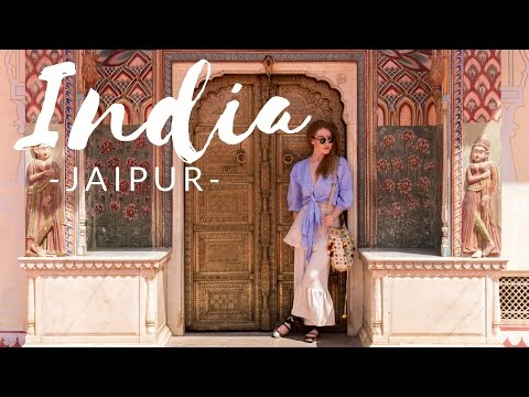 India Travel Vlog: Jaipur