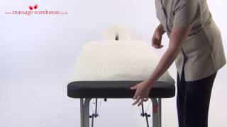 Review Of Massage Table Leg Extension From Massage Warehouse Uk