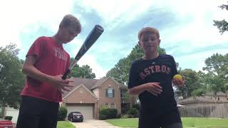 Baseball Challenges ( Watch End )