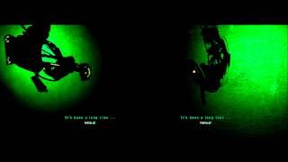 Portal 2 - Want You Gone [Remix] (Instrumental)