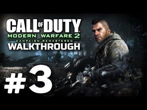 Прохождение Call Of Duty: MW2 Remastered — Часть #3: ОСИНОЕ ГНЕЗДО / ИСХОД
