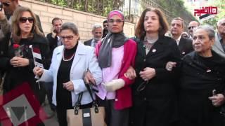 مسيرة «رسمية» لإحياء الذكرى الأربعين للطائرة الروسية المنكوبة (فيديو)