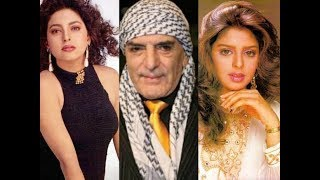 BollywoodUnderworld when Don Forced Feroz khan to Replace Juhi Chawla to Nagma