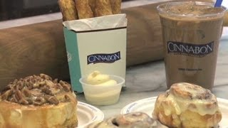 How Cinnabon reinvented itself