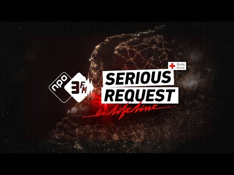 Dit is 3FM Serious Request: De Lifeline | NPO 3FM