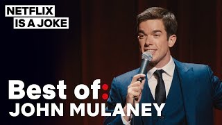 For those who also worry about robots taking over and being a gross adult, john mulaney's stand-up specials are streaming on netflix.watch mulaney: kid ...