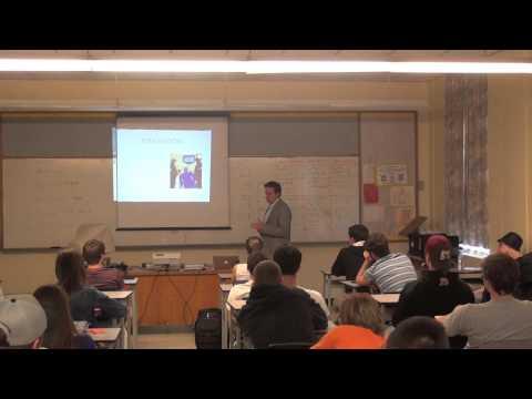 Lorne Park Secondary School Speaking Engagement