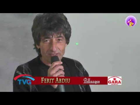 Ferit Abdiu - Pellazges GEZUAR 2016