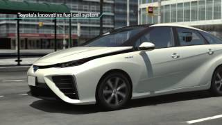 ToyotaMirai : Toyota Fuel Cell System -Toyota Global Site- thumbnail