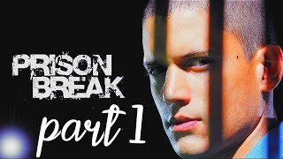 Prison Break: The Conspiracy - Walkthrough No Commentary - Part 1: Prologue & Ch