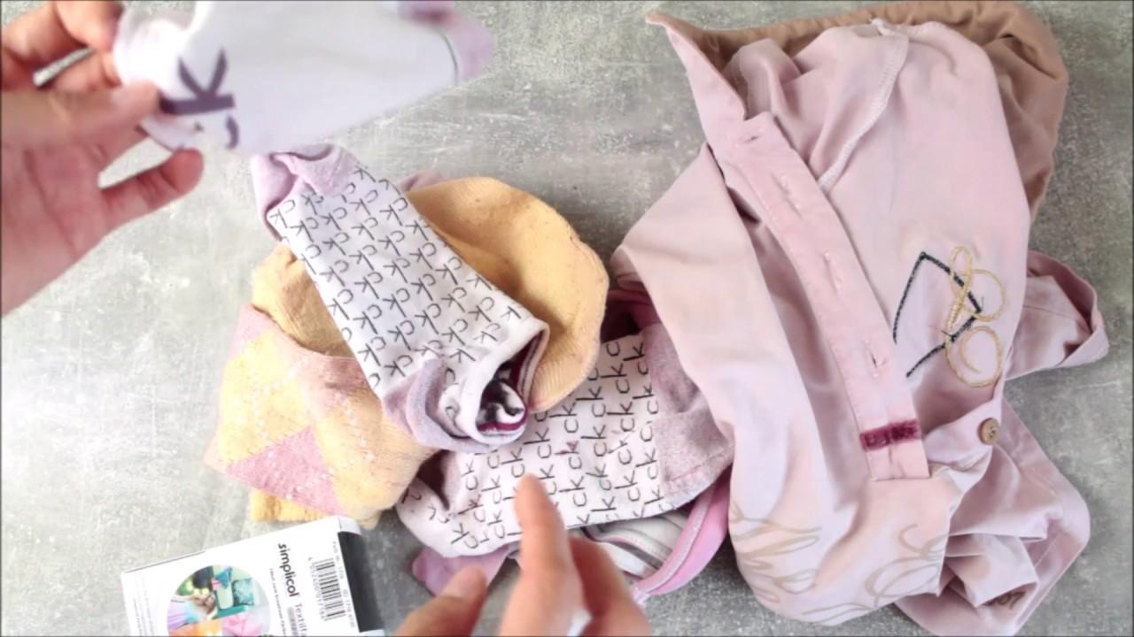 rot verfärbte wäsche retten :) entfärben und umfärben