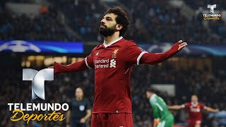 Salah y su burla viral contraHarry Kane  Premier League  Telemundo Deportes