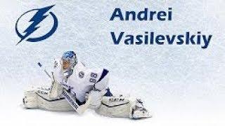 Andrei Vasilevskiy Tribute | Tamba Bay Lightning | #88