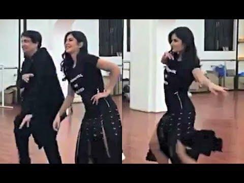 Katrina Kaif Dance Video With Shiamak Davar