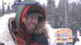 Iditarod 2020 Highlights from ALLDAYS| QRILLPAWS 2020