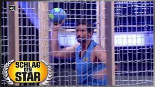 Spiel 8 Handball-Duell - Schlag den Star