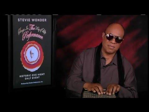 Raw Interview: Stevie Wonder