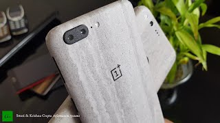 The OnePlus 5 Concrete Edition !!!