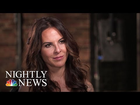 Extended Interview: Kate Del Castillo | NBC Nightly News