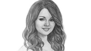 My new drawing selena gomez @selenagomez ,i hope you enjoyed the speed drawing! please like this video and subscribe to channel! subscribe:https://www.you...