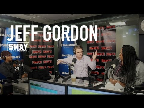 Jeff Gordon Interview on Sway in the Morning
