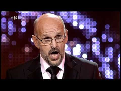 Martin Hurkens  winner Holland's Got Talent 2010