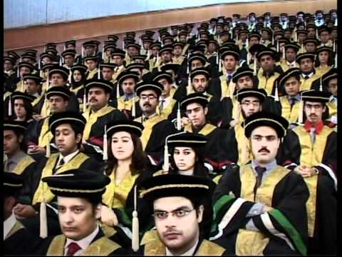 Ghulam Ishaq Khan Institute (GIKI) Convocation 2008 for Batch 14 Part 3