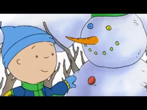 CAILLOU Holiday MOVIE  Caillou On Holiday  Cartoons for kids