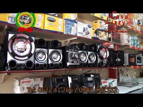 Electrodomésticos Electrónicos en Caaguazú Paraguay Créditos para Docentes  Casa Lizzy.