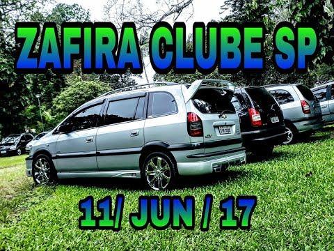 ZAFIRA CLUBE SP Encontro Churrasco 11/JUN /2017