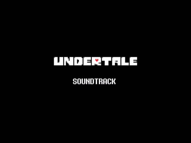Undertale OST: 040 - Ghouliday