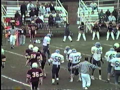 1993 Lakenheath Blue Playoff Game vs Croughton