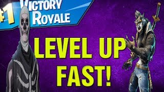 "Fortnite How to LEVEL UP ""DIRE SKIN"" MAX STAGE & ""CALAMITY SKIN"" SEASON 6 FAST Ultimate Guide LIVE!*"