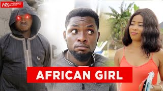 Africa Girl - Mark Angel Show