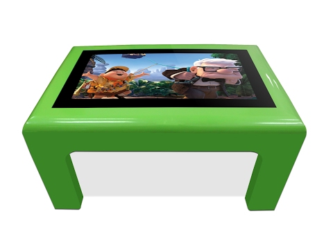 32 inch multimedia interactive Touch screen Table For Early Education