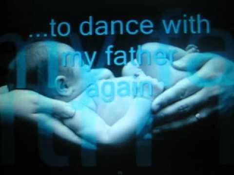 DANCE WITH MY FATHER-  Celine Dion karaoke