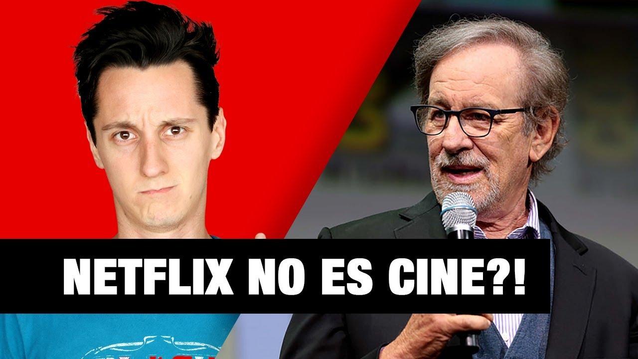 Nicolás Amelio Ortiz Sobre La Polémica Frase De Steven Spielberg