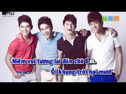 Xinh Tươi Việt Nam - V.Music Karaoke Beat